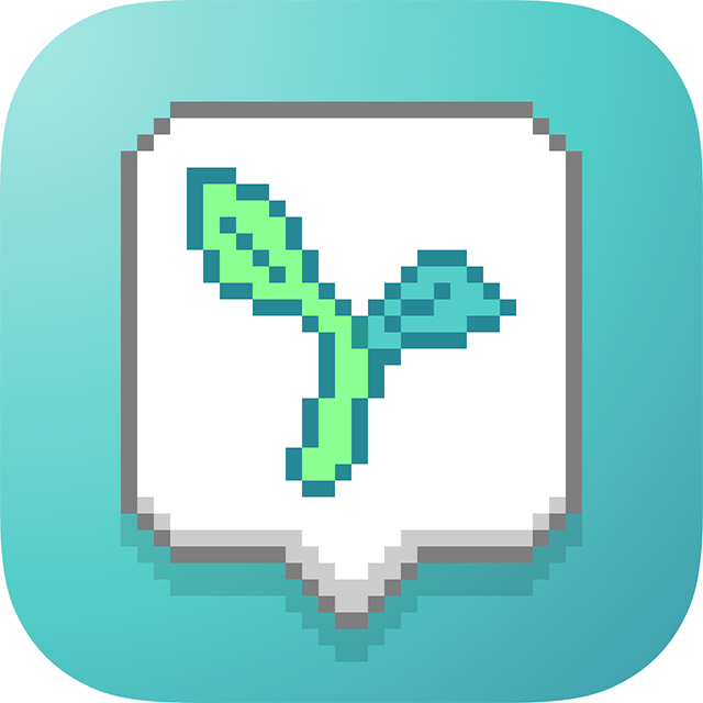 Updated Aloe Bud icon